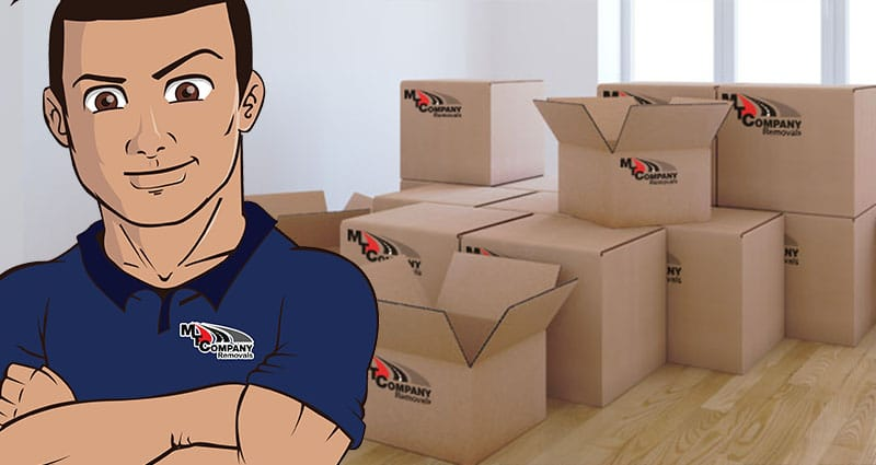 best house moving companies london