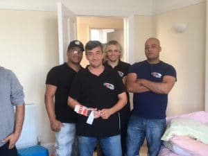 moving house company london