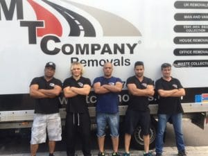 Man and Van Services London