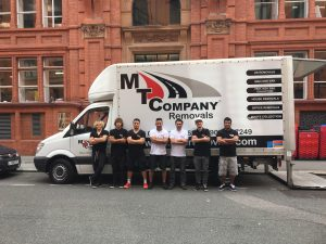 Commercial Removals London