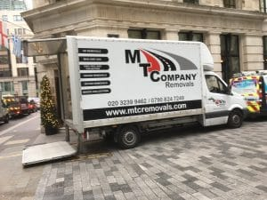 man and van london service
