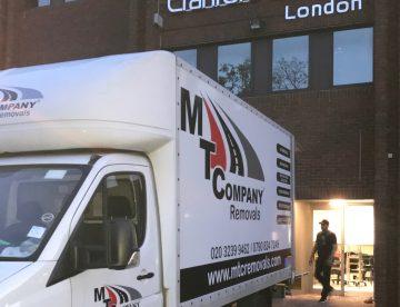 moving businesses premises