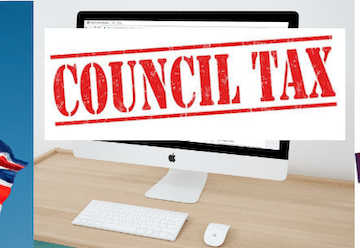 how to cancel council tax when moving house