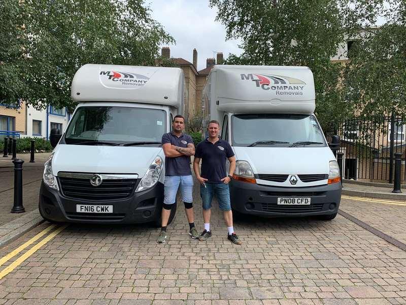 man and van hire chiswick