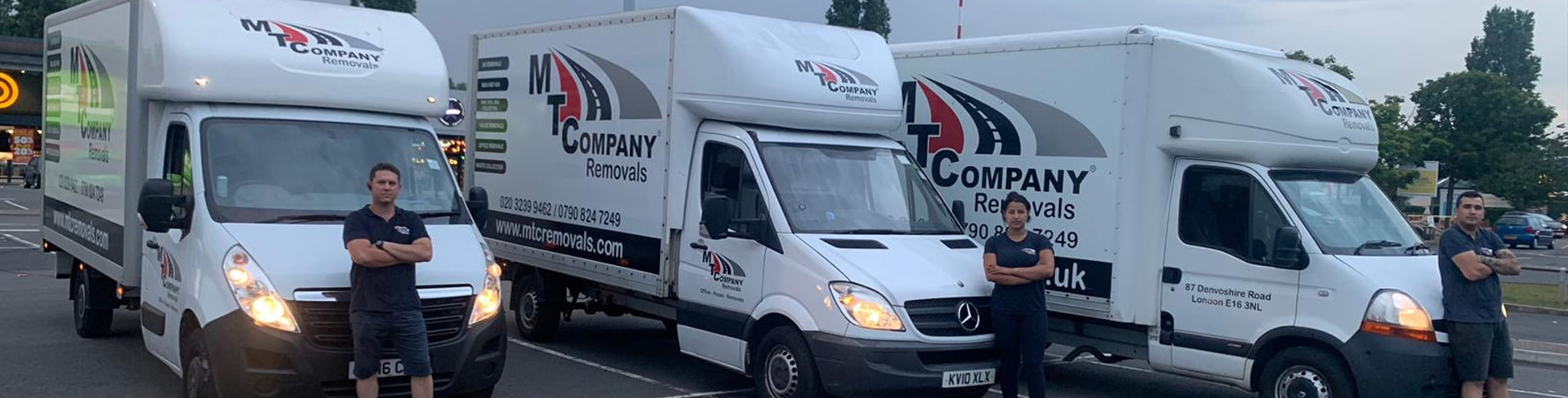 The Best Team Removals Services LONDON!