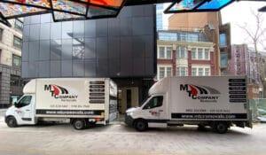 Man and Van & Removals in Hackney