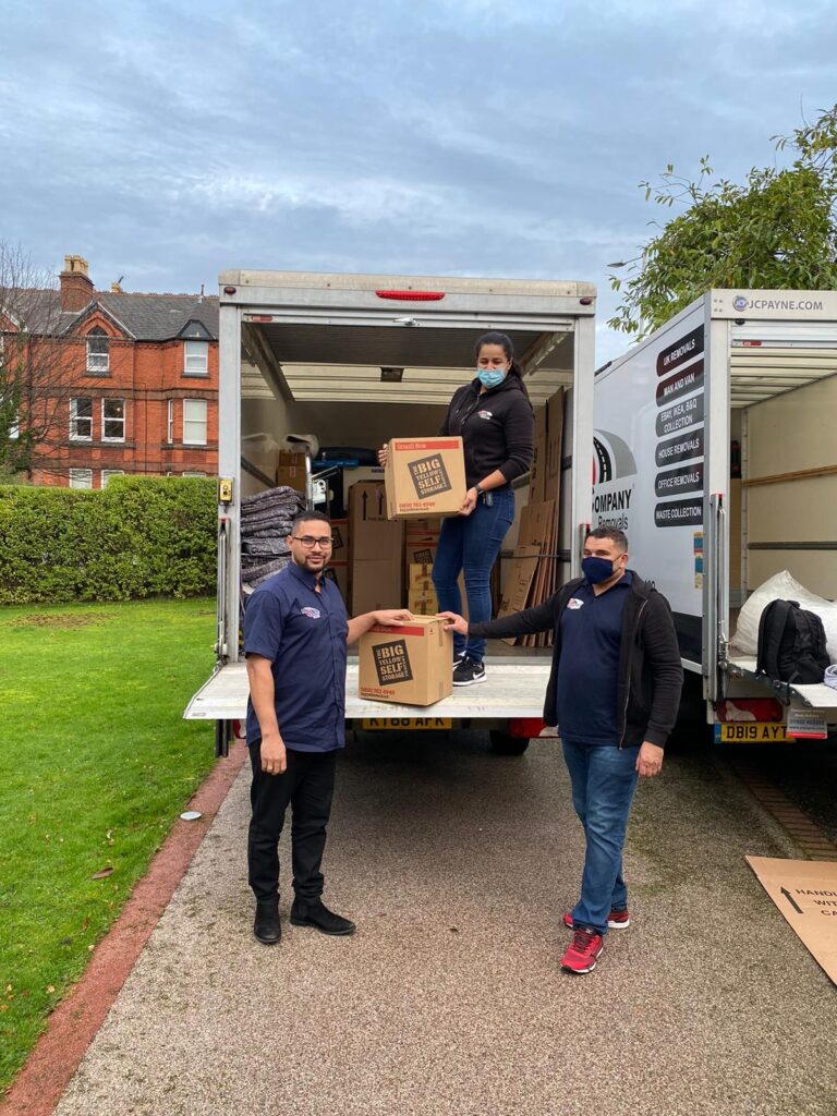 east london removals company