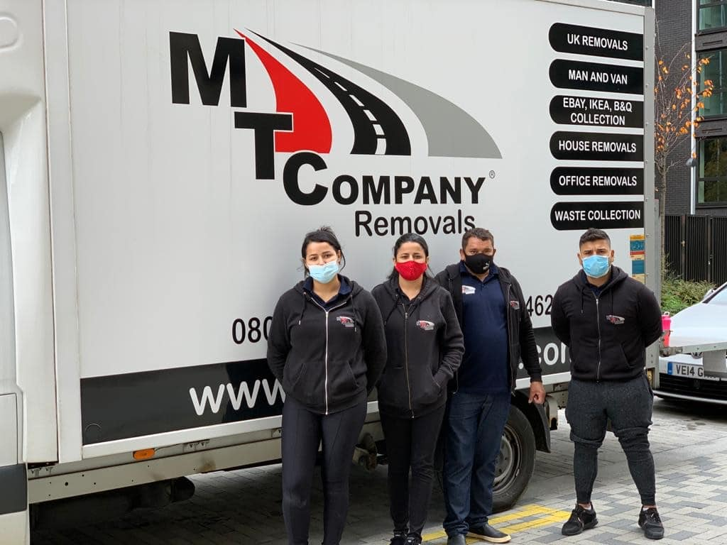 packing and moving service london